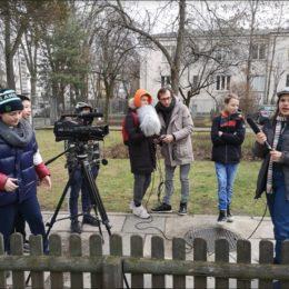 """Konkurs : """"Filmuję zawód, który mnie interesuje"""" : Zloty Klaps dla LFV"""