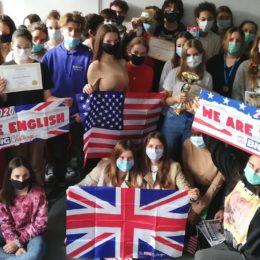 Konkurs angielskiego THE BIG CHALLENGE : dwóch uczniów LFV na podium krajowym!