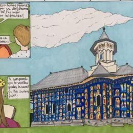 Je raconte mon histoire en BD – le projet des élèves de 4ème