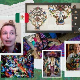 """Atelier """"Viva Mexico"""" ou la découverte de l'art mexicain"""